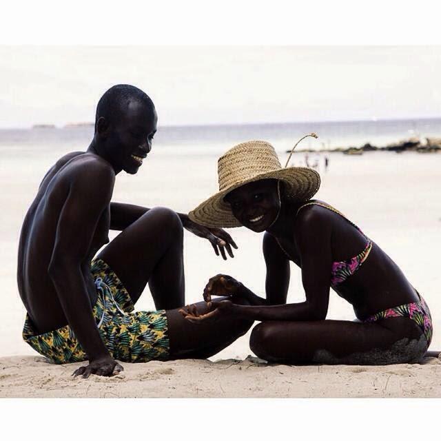 Bantu Wax - Maillots de bain