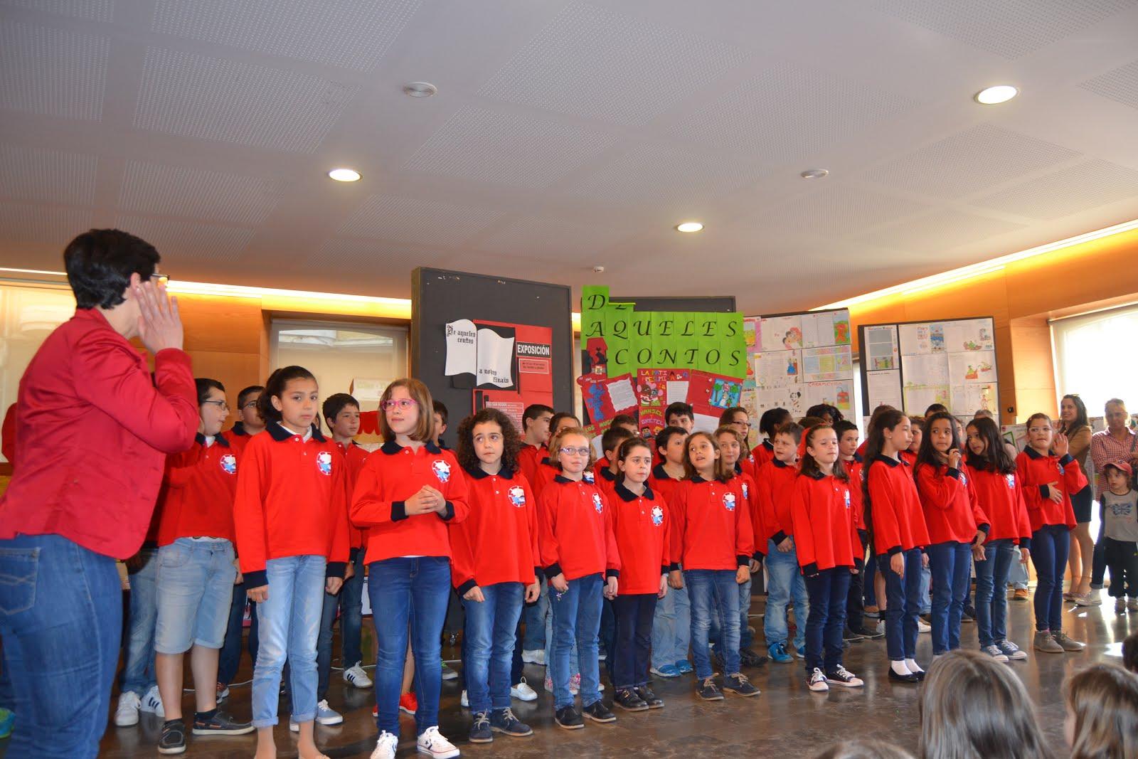 Música e coro do Colexio