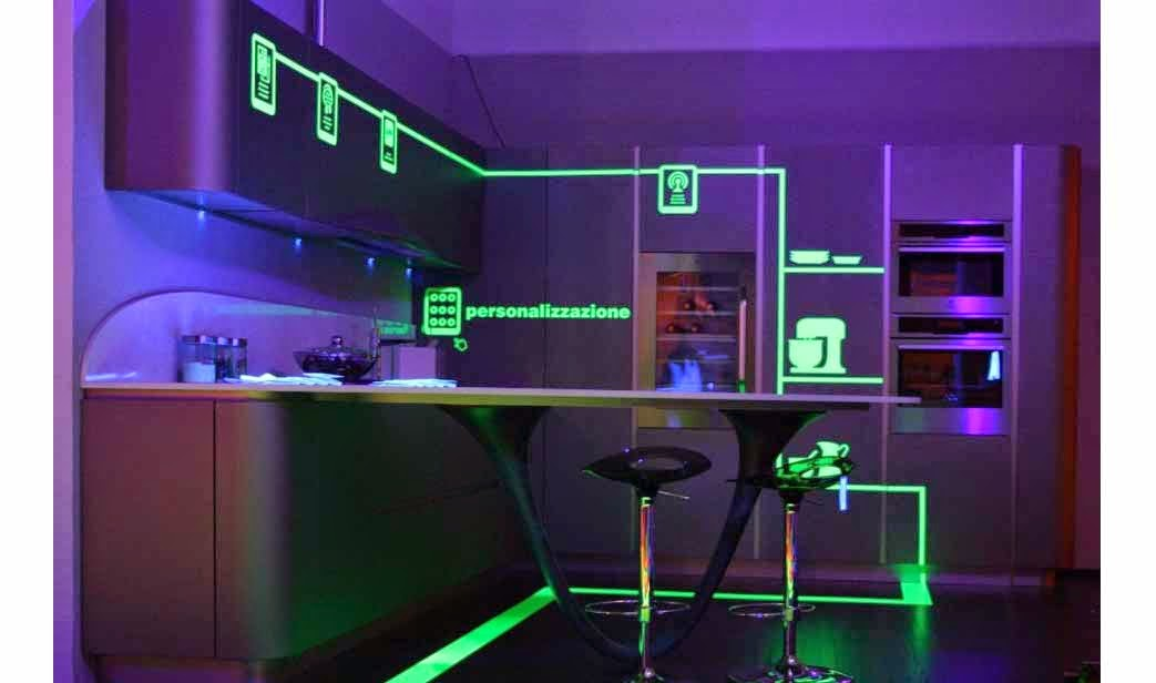 Interior Design Technology Bring High Technology With Modern Industrial Kitchens  Interior .