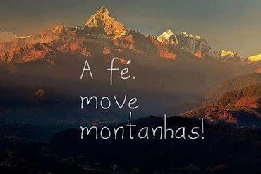 Fé que Move Montanhas