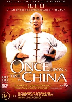 Hoàng Phi Hồng 1 - Once Upon A Time In China I (1991) Poster