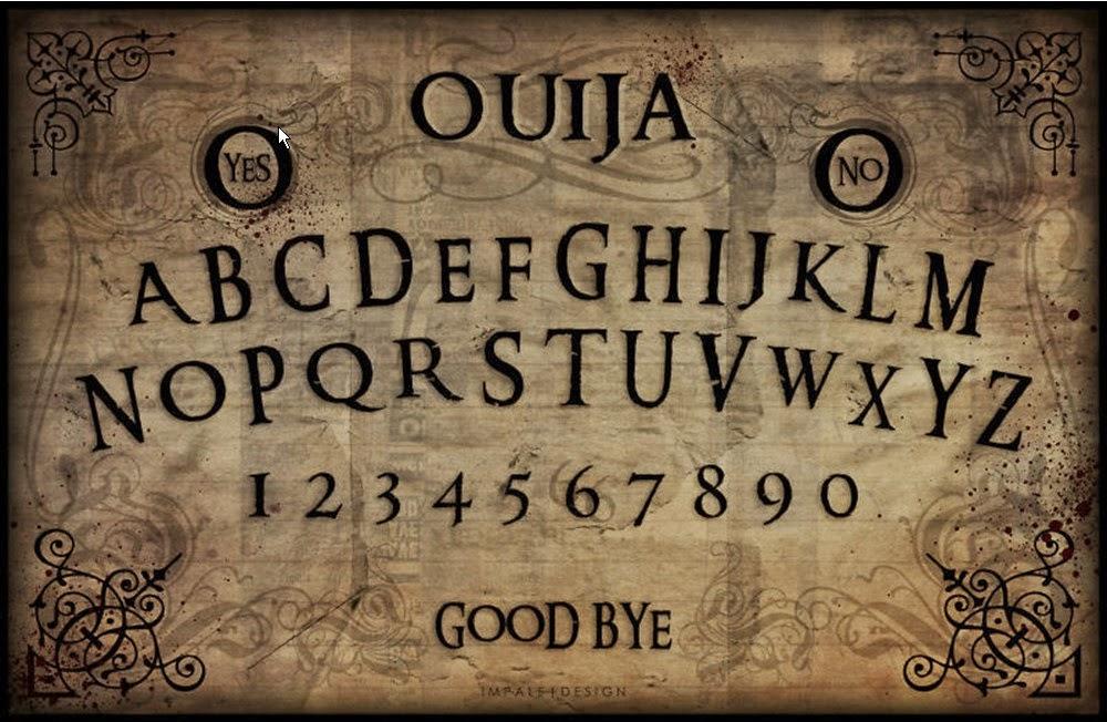 Achaman gua oc la ouija frontera entre el mundo de los - La tavola ouija film ...