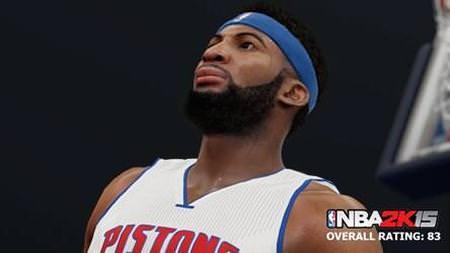 NBA 2k15 new screenshot Andre Drummond hoopsvilla.com