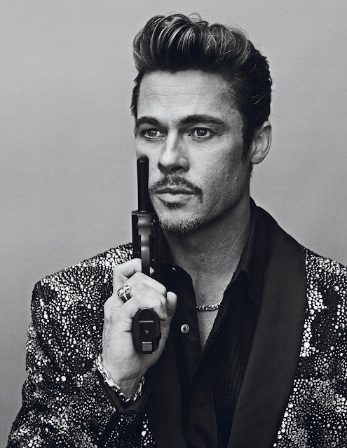 Brad Pitt by Steven Klein for Interview Magazine-3