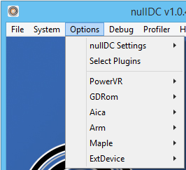 nulldc memory card not found