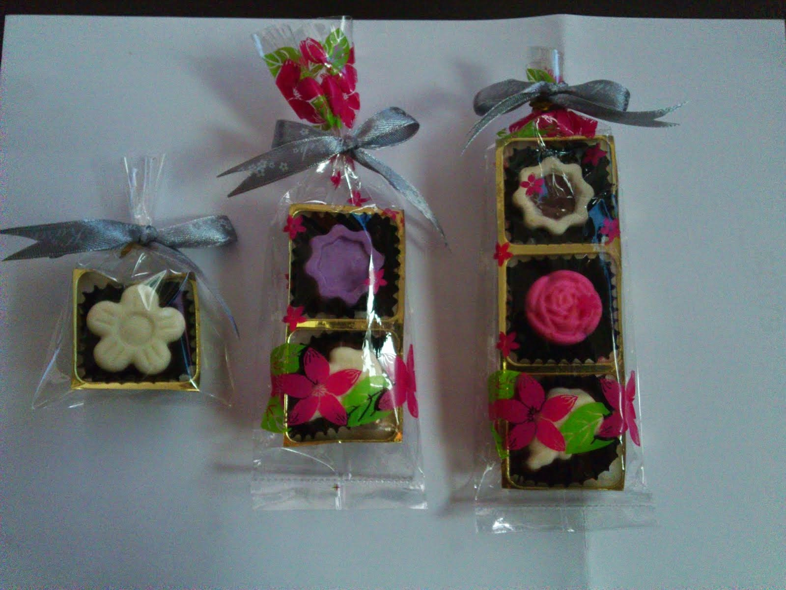 Coklat Praline-Budget Packaging