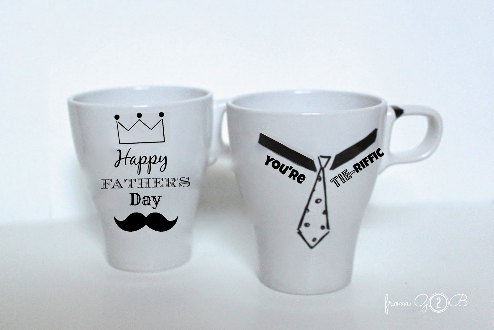 extraordinary mug design. Next  from Gardners 2 Bergers Father s Day Sharpie Mugs