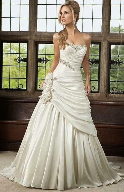 Vestidos de novia para una mujer cristiana
