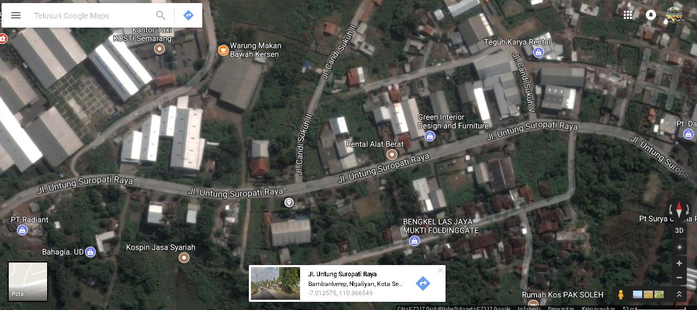 PT ADHITAMA KARYA - Office Garasi