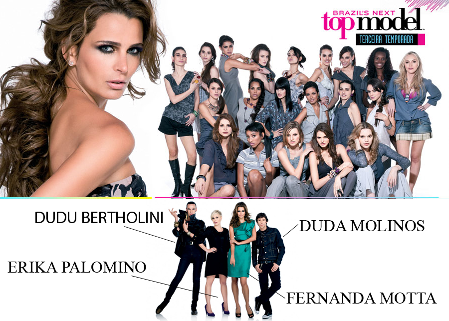 Os realitys shows de moda_Brazil's Next Top Model_Fernanda Motta