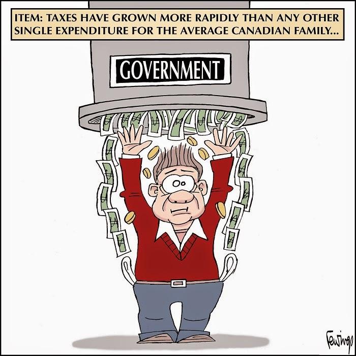 Fewings: Tax vacuum.