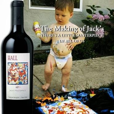 "2011 HALL ""Jack's Masterpiece"" Cabernet Sauvignon"
