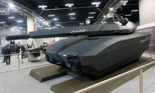 Tank PL-01 Polandia