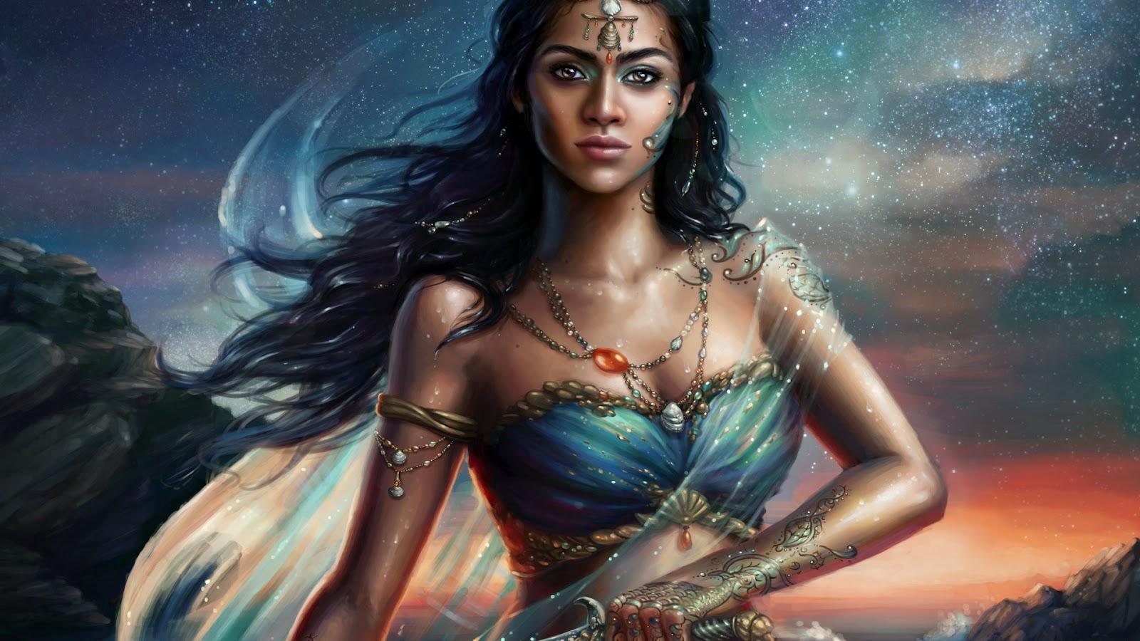 сказочных принцесс фото образы