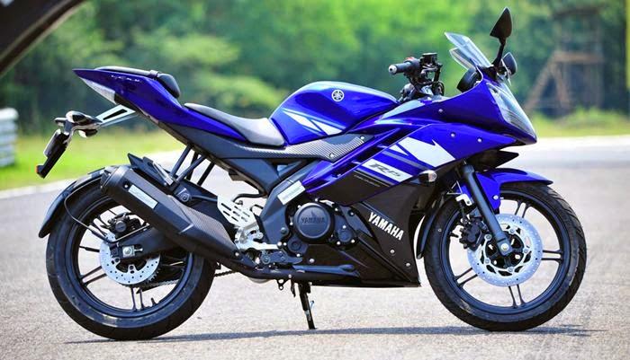 Harga Yamaha R15 dan spesifikasi terbaru
