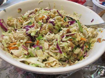 ramen in noodles recipes Recipe Ramen salad ramen cabbage Salad Noodle   Cabbage noodle