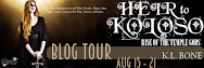 Heir to KolosoTour & Giveaway