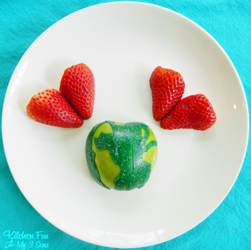 Earth Day PB&J Lunch - Kitchen Fun With My 3 Sons