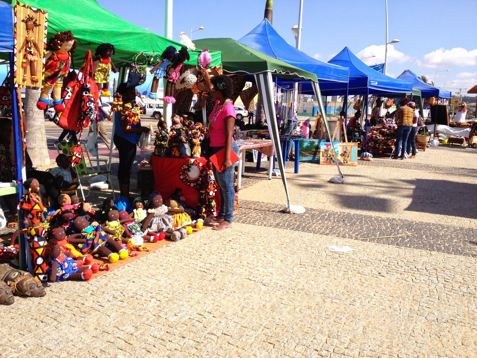 Adhesivo De Bicicletas ~ Das coisas que eu vejo DICA Feira de Artesanatos na Ilha do Cabo