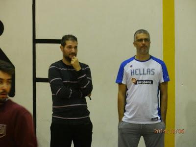 O Παννεαπολικός 73-54 τον Σαρωνικό για την Β΄ ανδρών