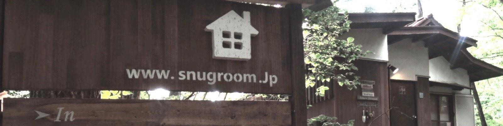 Snug Roomのホームページ