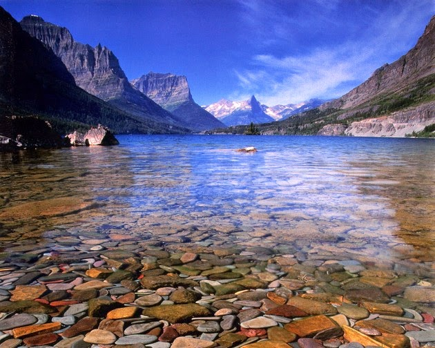 Glacier National Park, Montana-natural wonders usa