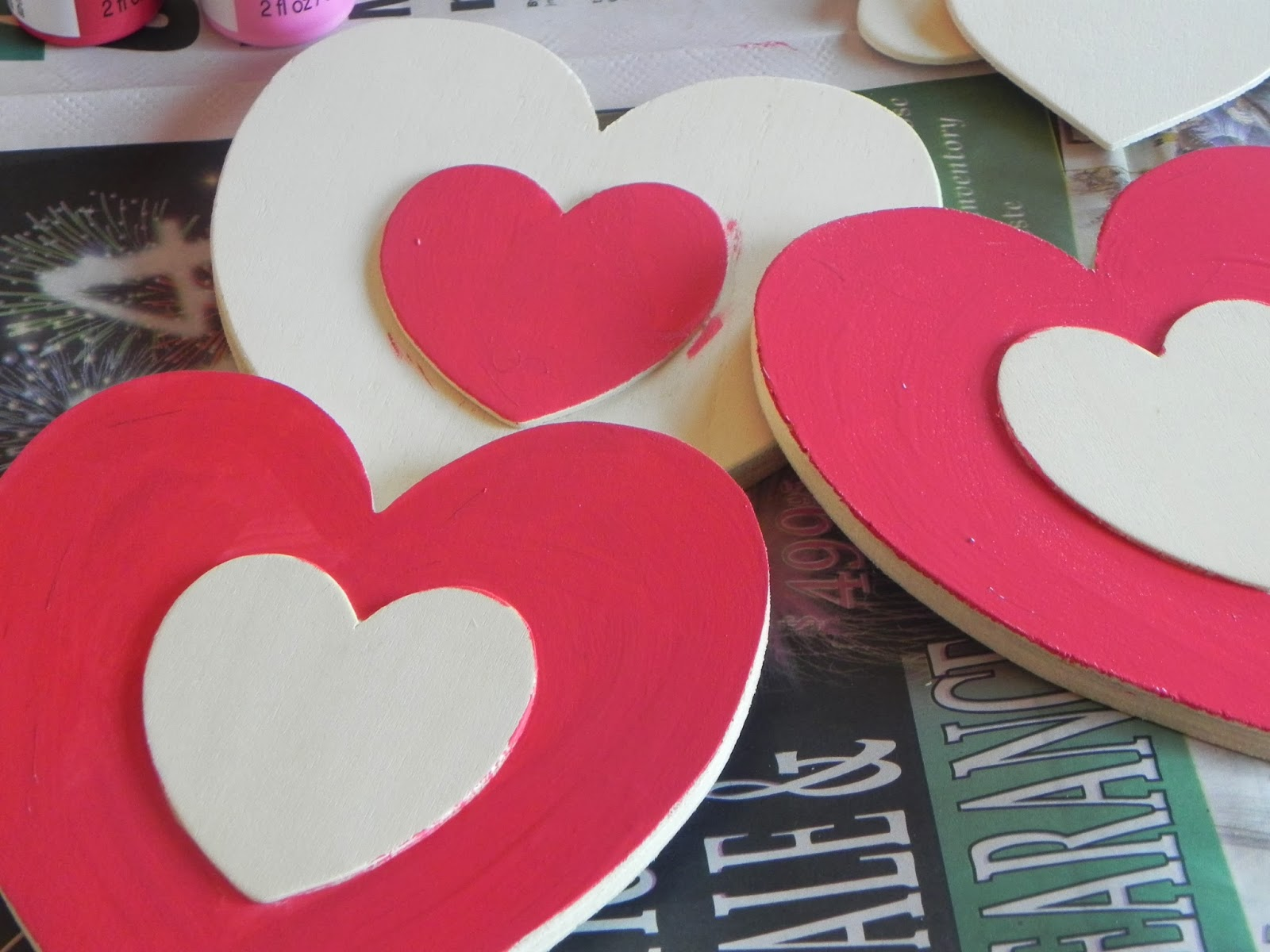Nuestracasa2013 decoracion de casa para san valentin diy for Decoracion amor y amistad oficina