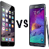 New Apple iPhone 6 Plus vs Upcoming Samsung Galaxy Note 4: Fun time in 'Phablet town'