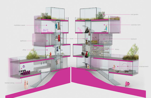 Architecture Barbie3