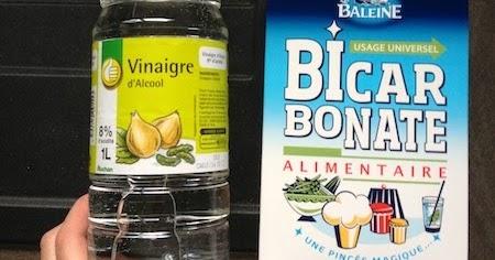 Les astuces de f e paillette deboucher un evier avec bicarbonate et vinaigre blanc a marche - Deboucher un evier avec du bicarbonate ...