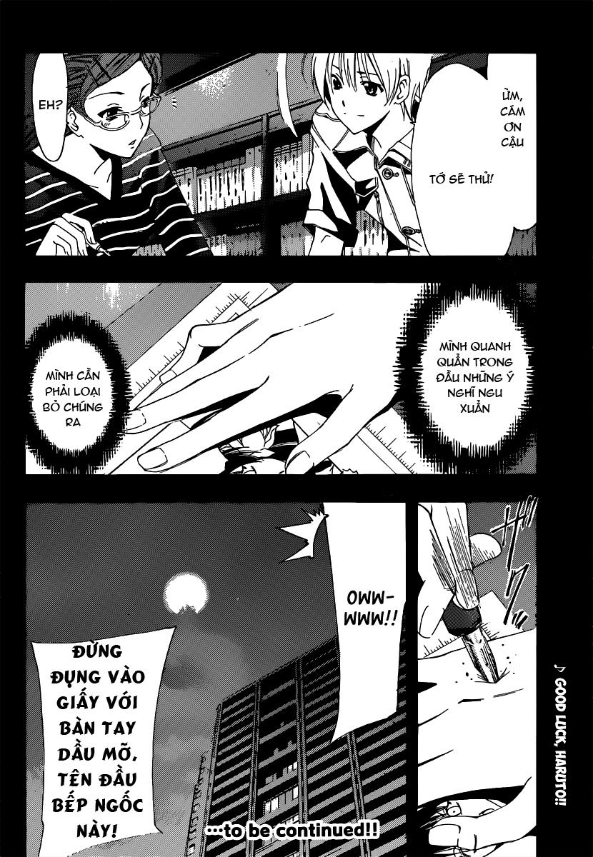 Thị Trấn Tình Yêu chap 189 - Trang 19