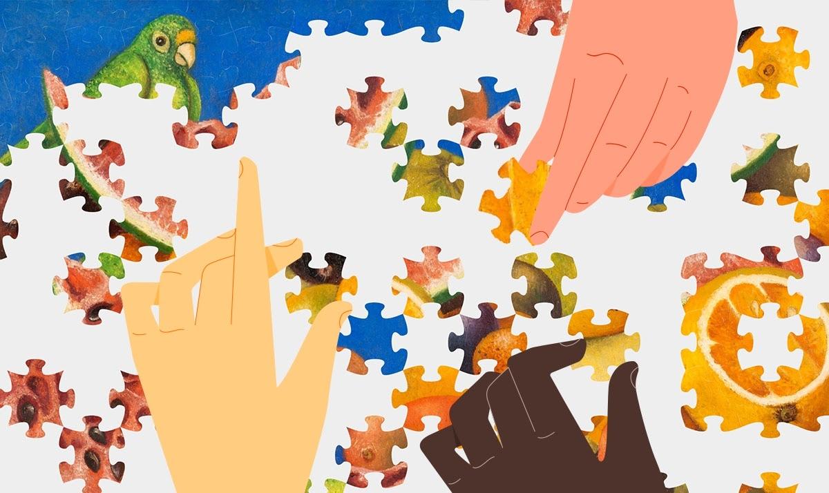 Puzzle Party - Google