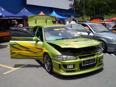 ChargeSpeed Wira Sedan
