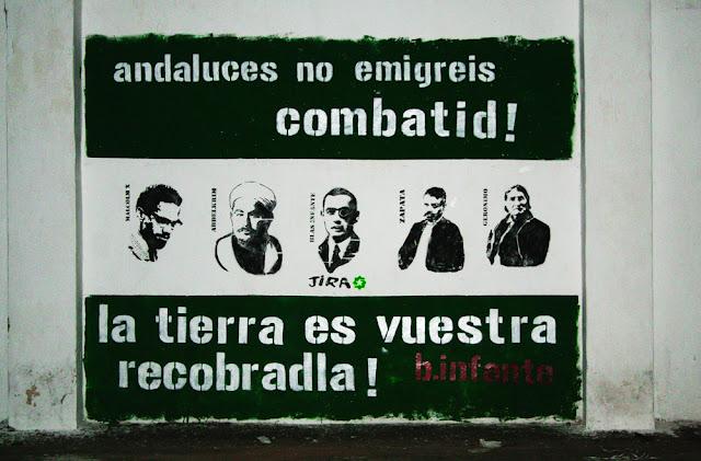 Andalucía, Blas Infante,