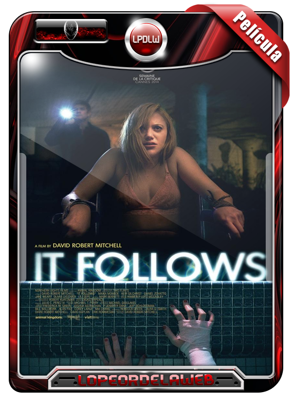 It Follows | Está Detrás de Ti (2014) 720p,Dual,Mega,Uptobox