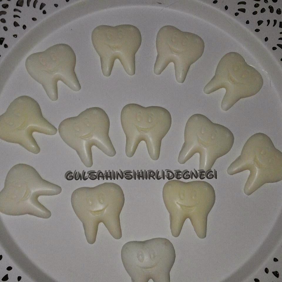 Kokulu diş sabunlar