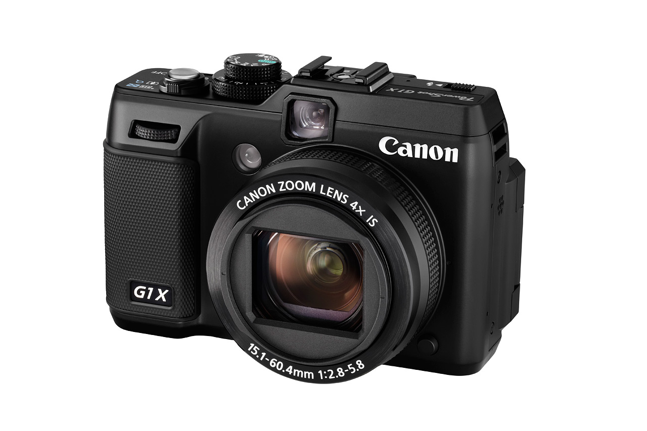 Canon powershot g1 x compact digital camera features technical specs