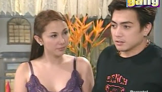 Maureen Larazabal and Wendel Ramos talks about their newly hired housekeeper.