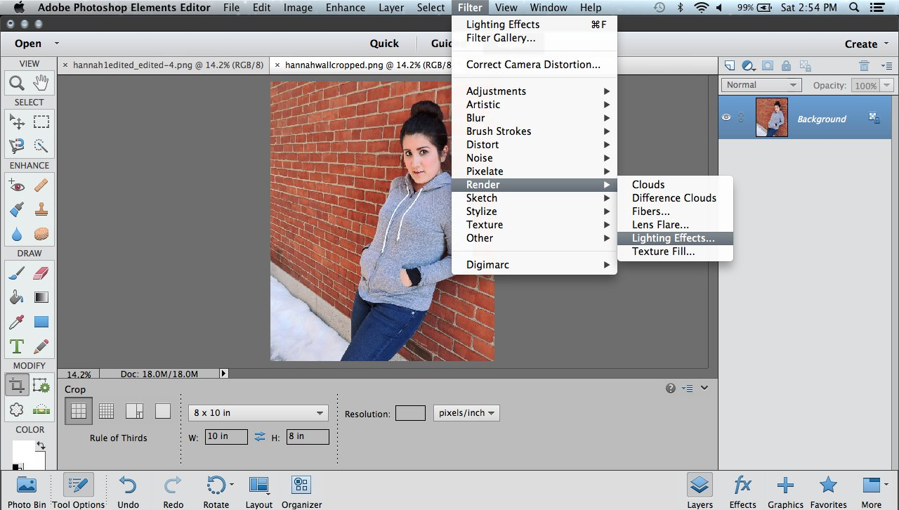 How to use lighting effects in photoshop elements mom makes joy lighting effects photoshop elements essentiallyeclectic this step by baditri Choice Image