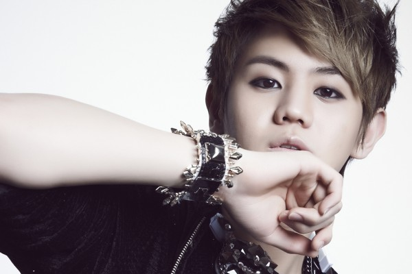 Yoseob B2ST Eye Candy
