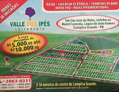 VALE DOS IPÊS RESIDENCIAL - São José da Mata - Aproveite ultimas ofertas