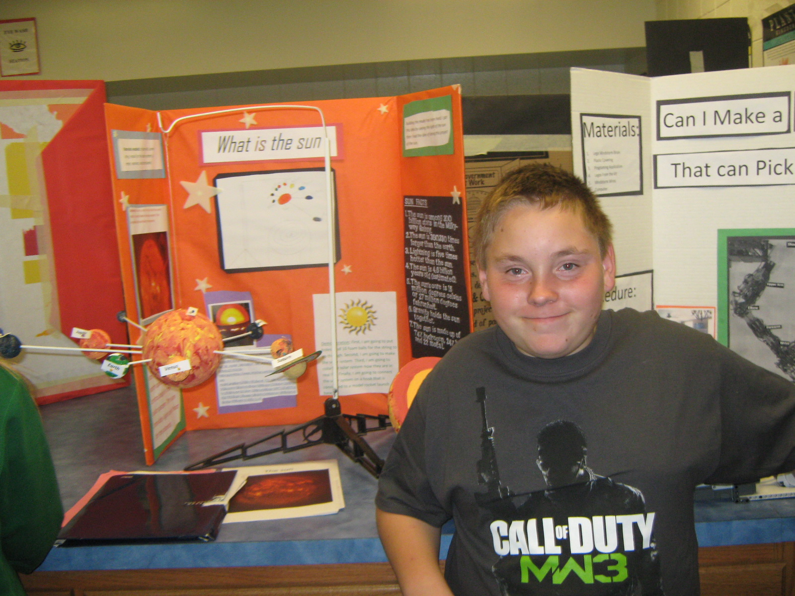 Middle School Science Fair Sixth And on Science Fair Projects For Seventh Graders