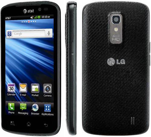 smartfon LG Nitro HD s HD ekranom