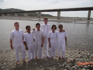 Mac with baptism group