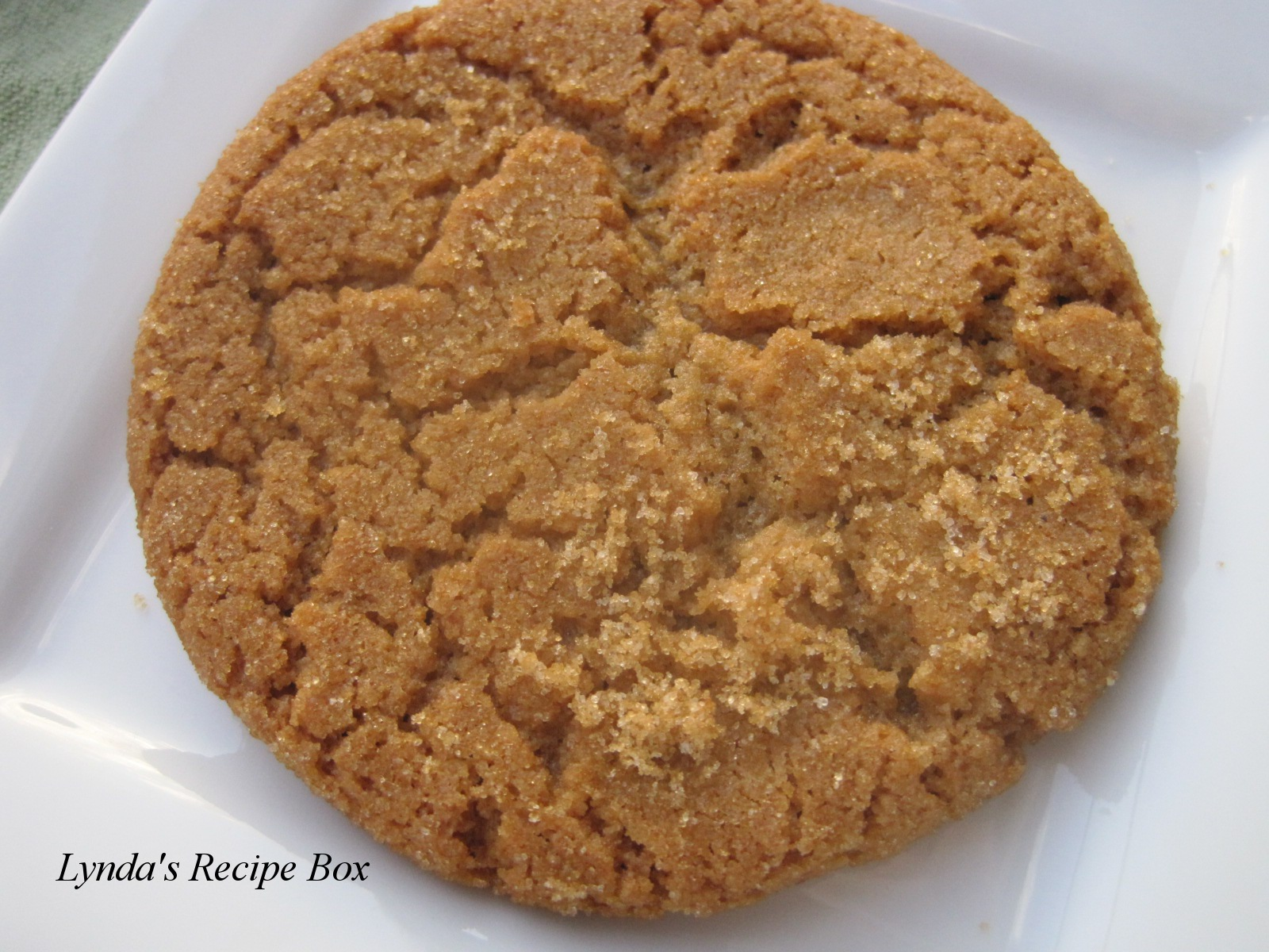 Lynda's Recipe Box: Brown Sugar Cookies