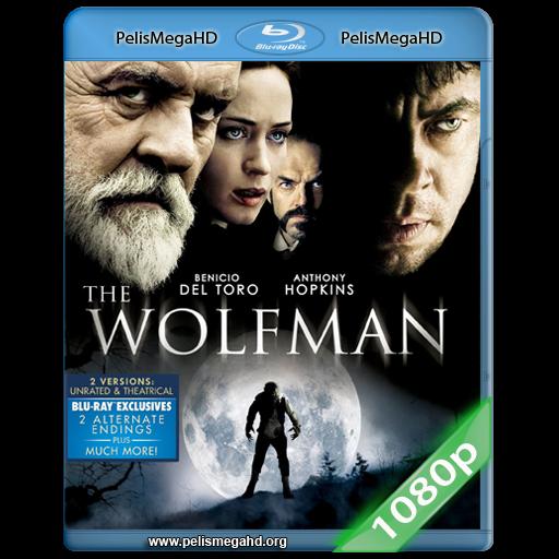 EL HOMBRE LOBO (2010) EXTENDED FULL 1080P HD MKV ESPAÑOL LATINO