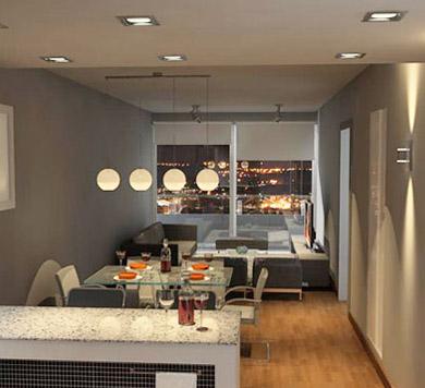 Como decorar un piso pequeo decoracin muebles Blog de Grupo10