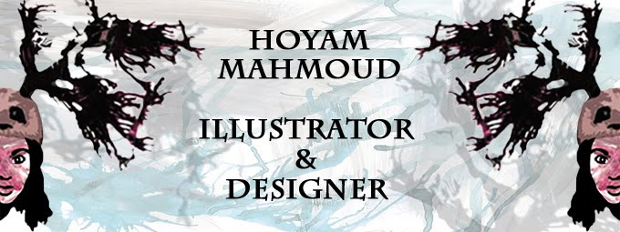 Hoyam Mahmoud Illustration & Design