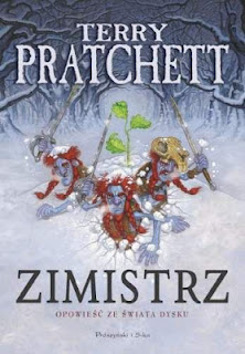Terry Pratchett. Zimistrz.