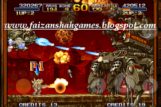Metal slug 2 player